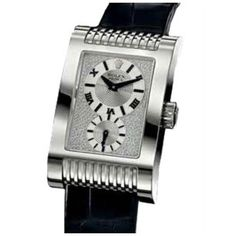 This watch has 17 jewel movement and applied Roman numerals and blued steel hands. Antique Watches, Vintage Watches, Roman Numerals, Wrist Watches, Gifts For Him, Rolex, Prince, White Gold, Hands