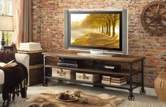 """Millwood Collection 65"""" TV Stand 50990-T"""