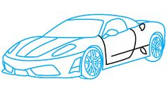 Image result for how to draw cars step by step