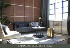 Jenna Densten's Art Deco Picks