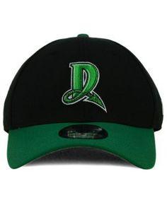 7ff2dc7eaf989 New Era Dayton Dragons Classic 39THIRTY Cap - Black S M