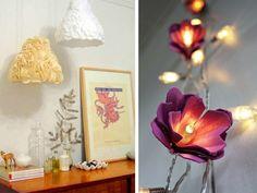 Lampadari fai da te: idee facili e veloci [FOTO]