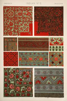 [page image]  Jones, Owen, 1809-1874. / The grammar of ornament  (1910)