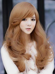 Gyaru Wig - Korean Fashionista