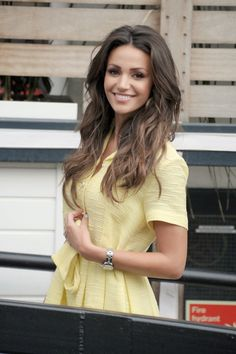 Gymnastics and More!: Michelle Keegan - ITV Studios  London UK