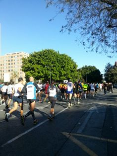 Valencia Marathon, one of the best sport events in Spain.