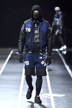 PLEIN SPORT AUTUMN/WINTER 2017-2018