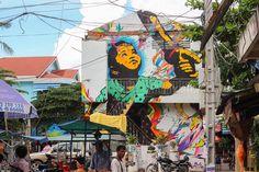 street art phnom penh stinkfish