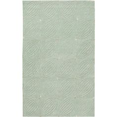 @Overstock - This beautiful rug features a geometric pattern with durable polyester construction. This rug features a green background with highlights of sea foam, beige and ivory.http://www.overstock.com/Home-Garden/Hand-tufted-Green-Geometric-Rug-8-x-11/5509855/product.html?CID=214117 $280.99