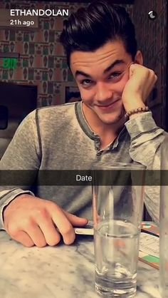"""""""Stop doing that, its weird!""""~Ethan Dolan"""