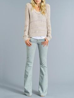 Babakul - Sherlyn Long Sleeve Sweater | VAULT