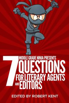 Interviews with literary agents, editors, and publishing professionals.
