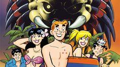 Archie Vs. Predator and Kaijumax juggle tones, Tamaki's Frontier ...