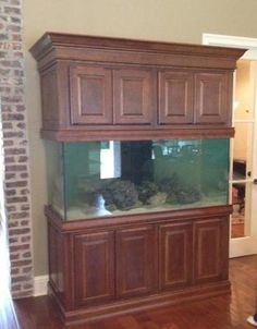 Superior Custom Aquarium Cabinets And Stands For Freshwater And Saltwater