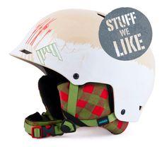 Slopeside Helmet by Shred Optics | Cochran's Slopside Syrup | SKI Magazine