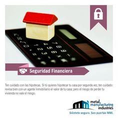 Despedimos hoy a mayo y te recomendamos tener cuidado con las hipotecas. Platica con un agente inmobiliario de tu confianza y vive con más #SeguridadFinanciera