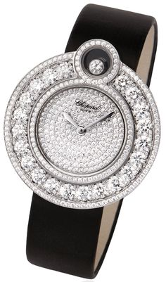 Chopard Happy 8 Watch ~~ I'll take two. One for me and one for whom ever I choose. Thank you ~~~ j