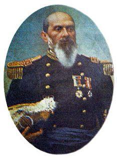 Guerra Civil 1891 General Orozimbo Barbosa Puga, muerto en La Placilla por las fuerzas congresistas