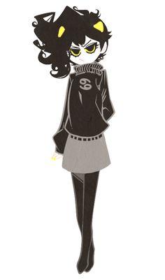 fem! karkat I think I'm gonna do fem! karkat as my first cosplay... :D