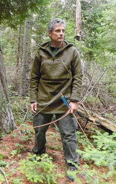 G. Fred Asbell Traditional Archery Wool Articles Page