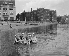 1929 Edgewater Althletic Club, Lake Michigan, Chicago
