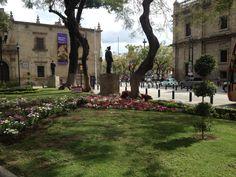 Parque de la Rotonda - Centro de Guadalajara