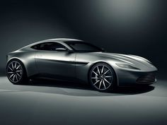 "Aston Martin DB10 James Bond's preferred drive in his new 2015  film titled ""Spectre"" The 10 vehicles produced will all be used in the film, none are slated for mass production."