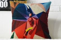 Batman Pillow Cover