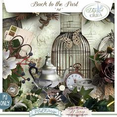Back To The Past by Tif Scrap & MLDesigns http://digital-crea.fr/shop/index.php?main_page=index&cPath=155_291