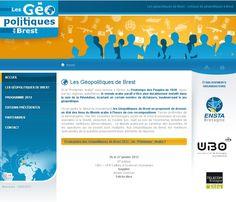 Les Géopolitiques : colloques politiques à Brest