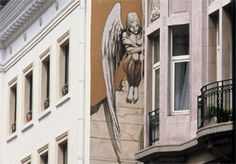 Discover the Comic Strip Route - Brussels