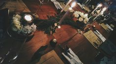 Rustic table decoration • Divine project bali