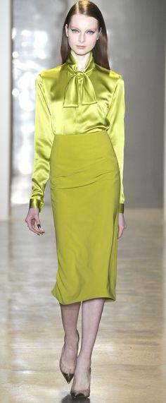 Cushnie Et Ochs fall winter 2014 collection - New York fashion week - Fab  Fashion Fix 999b533ac83