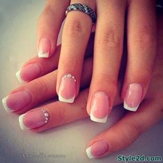 Most Stunning Wedding Nail Designs img07360c465f2c9b40f