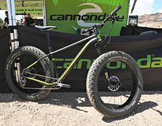 Cannondale Fat CAAD