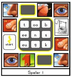 Juf Shanna: Veilig Leren Lezen Bingo, Spelling, Teaching, Education, Games, Onderwijs, Learning, Tutorials
