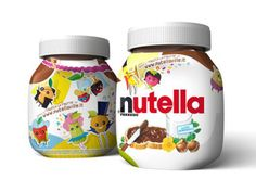Nutella Carnival on Packaging of the World - Creative Package Design Gallery