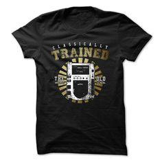 Classically trained DJ t-shirt cdj100 T Shirt, Hoodie, Sweatshirt