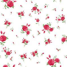 Pattern rosas