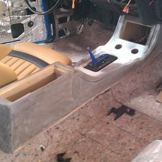 console I built a few tears back, this one was for a 1969 GTO.