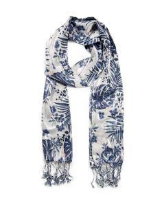Print Metallic Scarf Metallic Scarves, Clothes, Fashion, Outfit, Moda, Fashion Styles, Kleding, Outfit Posts, Outfits