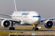 Air France Boeing 777-228/ER (registered F-GSPE)