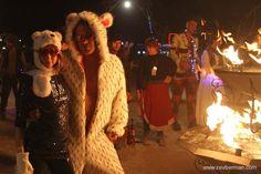 Burning Man - Metropolis 2010