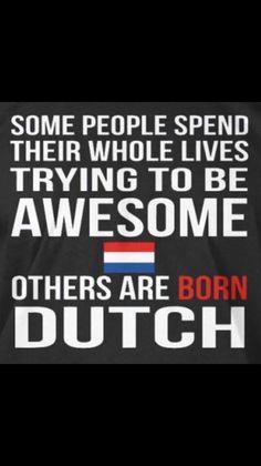 Hell yeah!!! Wij zijn gewoon te cool voor de anderen!