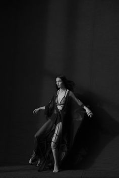 Mariacarla Portrayed: #MariacarlaBoscono by #PeterLindbergh for #VogueItalia January 2014