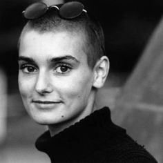 With her signature shaved head, Sinead O'Connor emerged in the '90s with a powerful voice and a big hit, 'Nothing Compares 2 U,' along with a fair share of controversy.