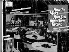 Make Your Own Record | Awful Library Books