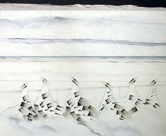 Eduardo Rosales Soto, Artista Plastico.