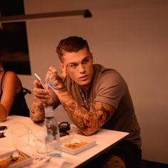 STEPHEN JAMES  If this isn't the finest white boy