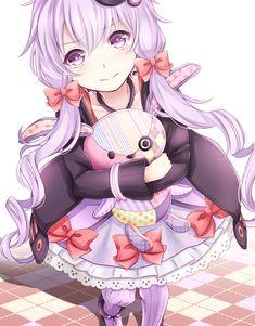 Yuzuki (Vocaloid)